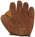 Baseball Collectibles:Others, Vintage Wilson Baseball Store Model Glove. ...