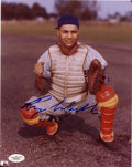 Autographs:Photos, Roy Campanella Signed Photograph....