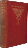 Books:First Editions, H. G. Wells. The Wonderful Visit. London: J. M. Dent &Co., 1895....