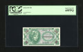 Military Payment Certificates:Series 641, Series 641 10¢ PCGS Superb Gem New 69PPQ. ...
