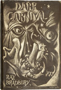 Books:First Editions, Ray Bradbury. Dark Carnival. London: Hamish Hamilton,1948....