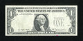 Error Notes:Third Printing on Reverse, Fr. 1910-J $1 1977A Federal Reserve Note. Very Fine.. ...