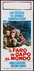 "Movie Posters:Adventure, The Light at the Edge of the World Lot (National General, 1971).Italian Locandinas (14) (13"" X 27""). Adventure.... (Total: 14Items)"
