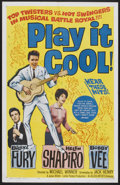 "Movie Posters:Rock and Roll, Play It Cool (Allied Artists, 1963). One Sheet (27"" X 41"") andStills (23) (8"" X 10""). Rock and Roll.... (Total: 24 Items)"