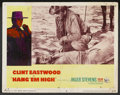 """Movie Posters:Western, Hang 'Em High Lot (United Artists, 1968). Lobby Cards (9) (11"""" X 14""""). Western.... (Total: 9 Items)"""