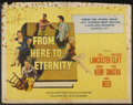 "Movie Posters:Academy Award Winner, From Here to Eternity (Columbia, 1953). Half Sheet (22"" X 28"").Academy Award Winner...."