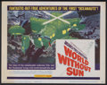 "Movie Posters:Documentary, World Without Sun (Columbia, 1964). Lobby Card Set of 8 (11"" X 14""). Documentary.... (Total: 8 Items)"