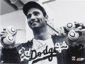 Autographs:Others, Circa 2000 Sandy Koufax Signed Enormous Photograph....