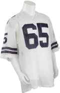 Football Collectibles:Uniforms, 1978 Dave Browning Rose Bowl Game Worn Jersey....