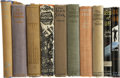 Books:Fiction, John Taine. Ten Science Fiction Books,... (Total: 10 Items)
