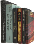 Books:Signed Editions, Ray Bradbury. Six Signed Titles, Including an InterestingAssociation Copy,... (Total: 6 Items)