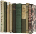 Books:Fiction, Lord Dunsany. Nine Books, One of Which is Signed,... (Total: 9Items)