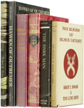 Books:First Editions, Robert E. Howard. Six Books, Most First Editions,... (Total: 6Items)