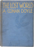 Books:First Editions, Arthur Conan Doyle. The Lost World. London: Hodder andStoughton, [1912]....