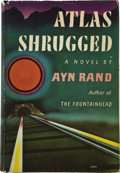 Books:First Editions, Ayn Rand. Atlas Shrugged. New York: Random House, 1957....