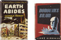 Books:First Editions, Two Classic Science-Fiction Novels,... (Total: 2 Items)