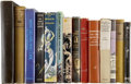 Books:Fiction, Fourteen Books By Classic Genre Writers, Two of Which AreInscribed,... (Total: 14 Items)