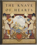 Books:Fiction, [Maxfield Parrish, illustrator]. Louise Saunders. The Knave ofHearts. With Pictures by Maxfield Parrish. New Yo...