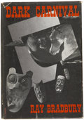 Books:Signed Editions, Ray Bradbury. Dark Carnival - With Signed Bookplate.Sauk City: Arkham House, 1947....