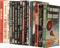 Ray Bradbury. Cover Proof for The October Country and Sixteen Paperbacks, Mostly First Editi