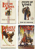Books:First Editions, Edgar Rice Burroughs. Four First Edition Venus Titles,... (Total: 4Items)