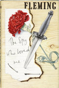Books:First Editions, Ian Fleming. The Spy Who Loved Me. London: Jonathan Cape,[1962]....
