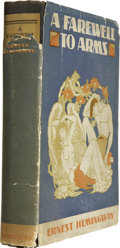 Books:First Editions, Ernest Hemingway. A Farewell to Arms. New York: CharlesScribner's Sons, 1929....