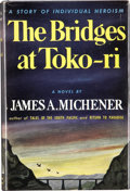 Books:First Editions, James A. Michener. The Bridges at Toko-ri. New York: RandomHouse, 1953....