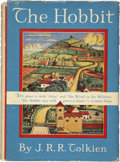 Books:First Editions, J. R. R. Tolkien. The Hobbit. Boston: Houghton MifflinCompany, 1938....