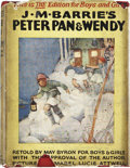 Books:Children's Books, [J. M. Barrie.] May Byron. J. M. Barrie's Peter Pan & WendyRetold by May Byron for Boys and Girls, with the Approval of...