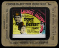 "Movie Posters:Comedy, Sons of the Desert Lot (MGM, 1933). Glass Slides (2) (3.25"" X 4"").Comedy.... (Total: 2 Item)"