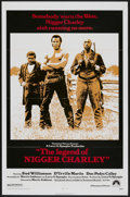 "Movie Posters:Blaxploitation, The Legend of Nigger Charley (Paramount, 1972). One Sheet (27"" X41""). Blaxploitation...."