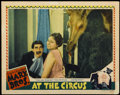 """Movie Posters:Comedy, At The Circus (MGM, 1939). Lobby Card (11"""" X 14""""). Comedy...."""