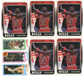 Basketball Cards:Lots, 1980-81-1988-89 Basketball Cards Group Lot of 6. ...