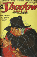 Entertainment Collectibles:Comic Character, The Shadow (Street & Smith) September-November 1933 Bound Volume....