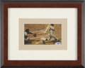 Autographs:Others, Roger Maris Signed Framed Photograph. ...