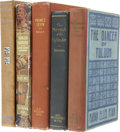 Books:First Editions, Lot of Five Fantasy Books Published by A. C. McClurg & Co.,...(Total: 5 Items)