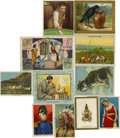 Non-Sport Cards:General, Early 20th Century Non-Sports Tobacco Cards Collection (67). ...