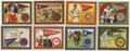 Non-Sport Cards:General, 1910-1911 T51 Murad Cigarettes College Series Collection (30). ...