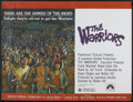 "Movie Posters:Action, The Warriors (Paramount, 1979). Subway (45"" X 59""). Action...."