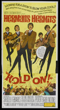 "Movie Posters:Rock and Roll, Hold On! (MGM, 1966). Three Sheet (41"" X 81""). Rock and Roll...."