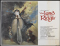 """Movie Posters:Animated, The Lord of the Rings (United Artists, 1978). Subway (45"""" X 59""""). Animated...."""