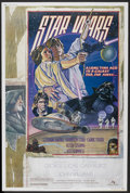 "Movie Posters:Science Fiction, Star Wars (20th Century Fox, 1977). Poster (40"" X 60"") Style D.Science Fiction...."