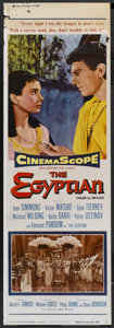 "Movie Posters:Historical Drama, The Egyptian (20th Century Fox, 1954). Door Panel Set of 6 (20.5"" X60""). Historical Drama.... (Total: 6 Items)"