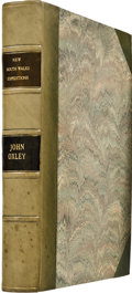 Books:First Editions, John Oxley. Journals of Two Expeditions into the Interior of NewSouth Wales, Undertaken by Order of the British Governm...