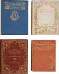 Books:First Editions, Edmund Dulac [illustrator]. Four Beautifully Illustrated Books...(Total: 4 Items)