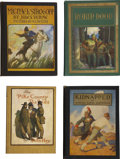 Books:First Editions, N. C. Wyeth [illustrator]. Four Classic Illustrated Books...(Total: 4 Items)