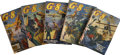 Books:Periodicals, G-8 and His Battle Aces (Popular, 1933-44) Group of 103Issues....