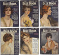 Books:Periodicals, Blue Book (McCall, 1918-22) Group of 49.... (Total: 49 Items)
