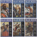 Books:Periodicals, Blue Book (McCall, 1938-41) Group of 36.... (Total: 36Items)